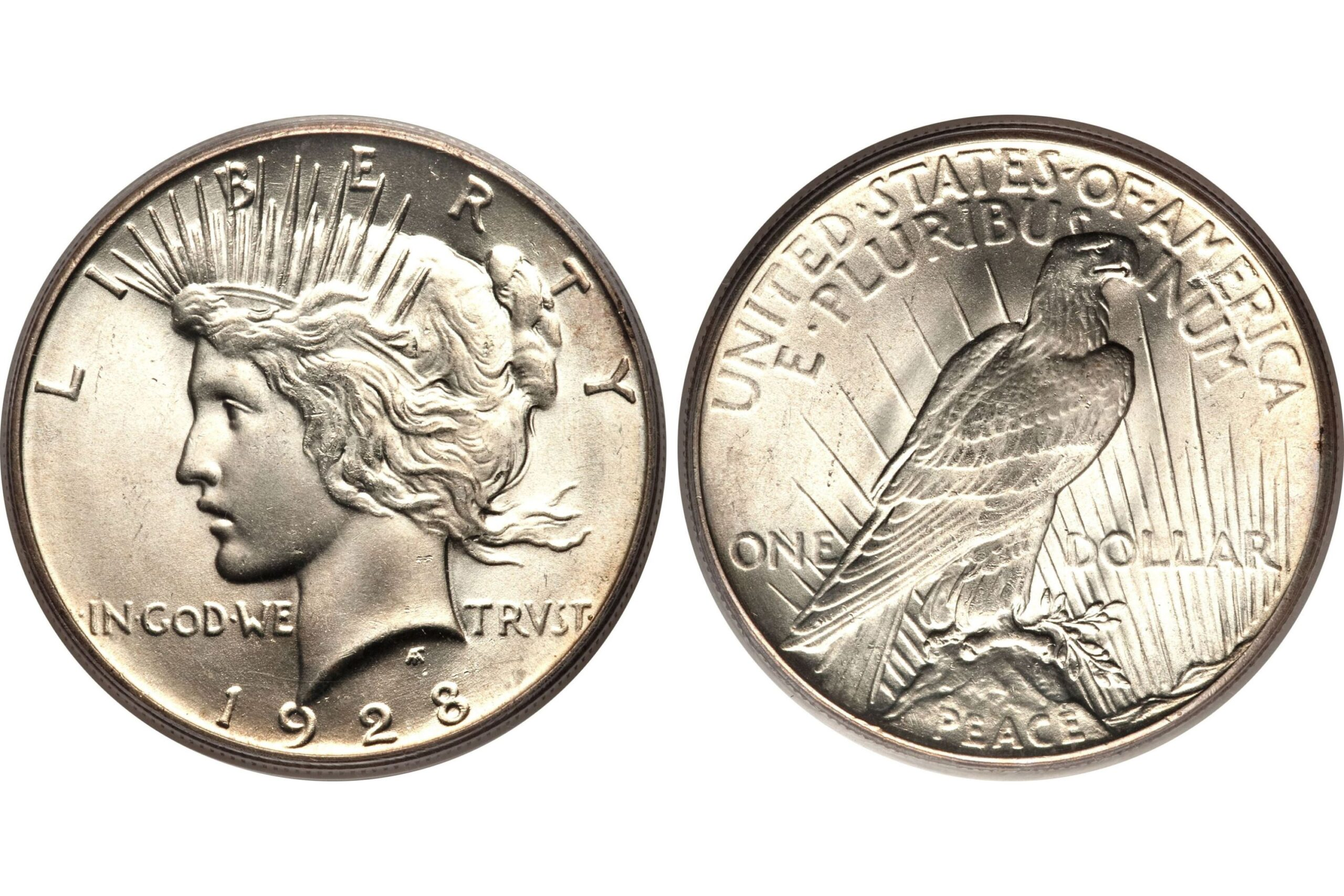 U.S. Silver Peace Dollar